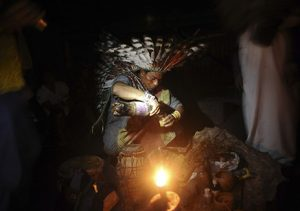 Shaman Heals Depression With Ayahuasca Ceremony